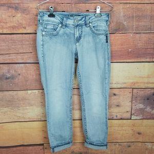 📣2/36$📣 Silver Aiko super stretch jeans